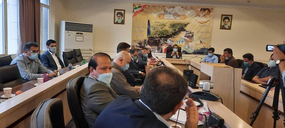 نشست تخصصی و کارشناسی شورای گفتگوی دولت و بخش خصوصی استان گلستان