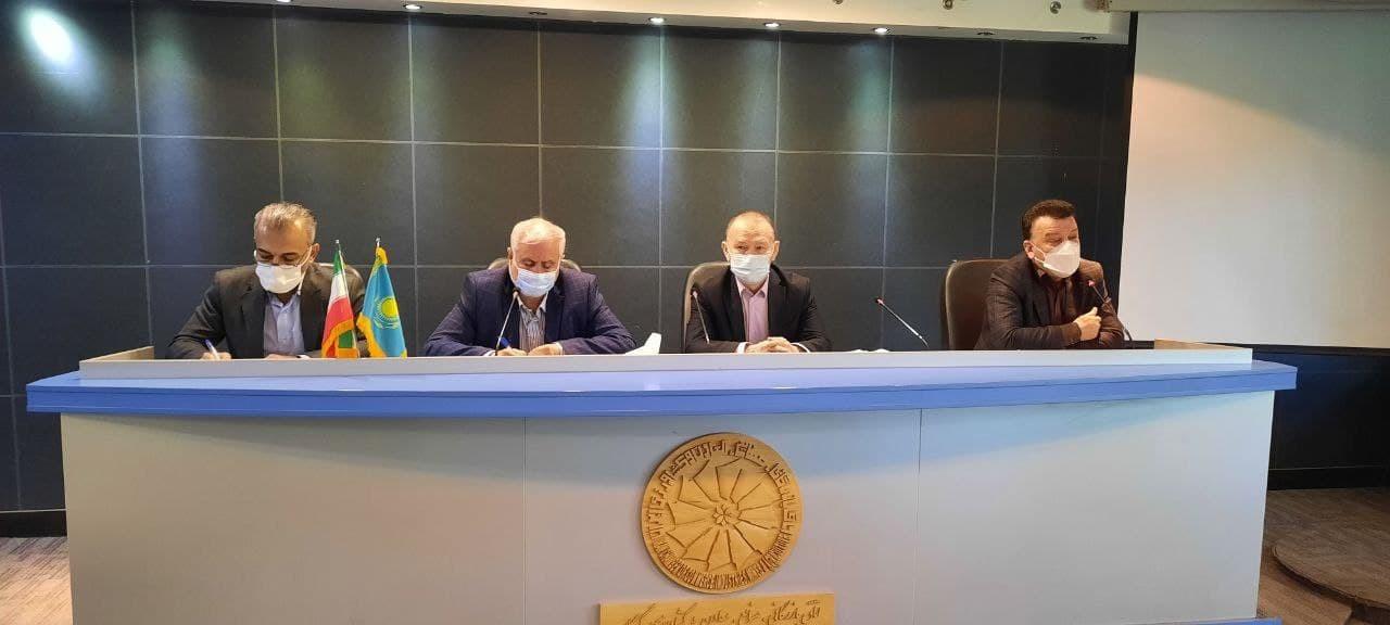 نشست هم اندیشی توسعه مراودات با کشور قزاقستان بویژه استان منگستائو