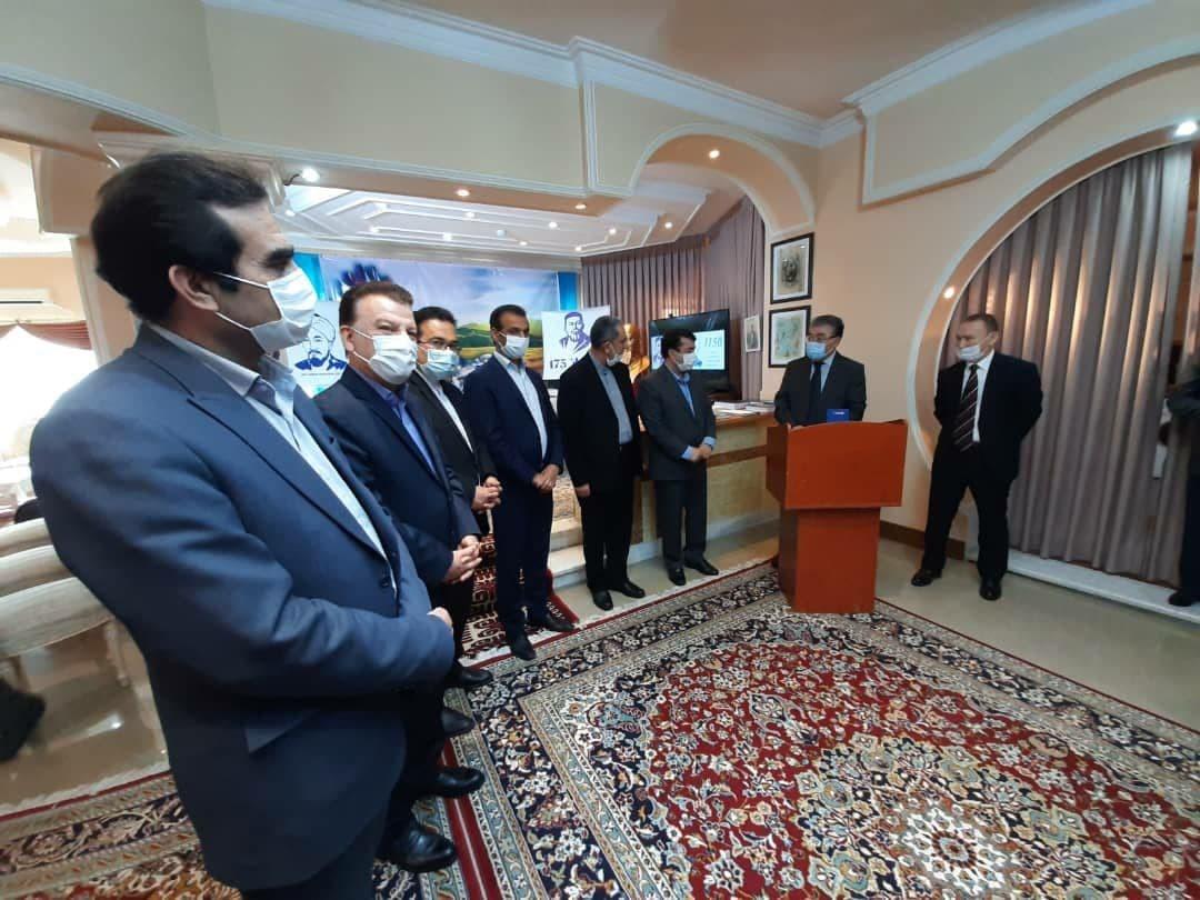 افتتاح مرکز فرهنگی «آبای» در گلستان