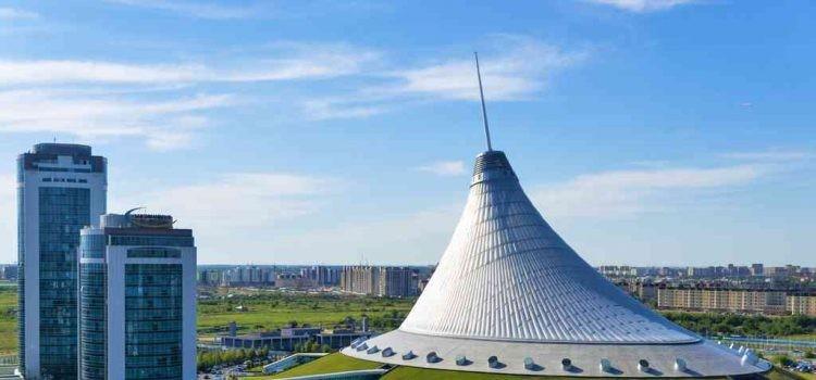 نمایشگاه های کشور قزاقستان 2018