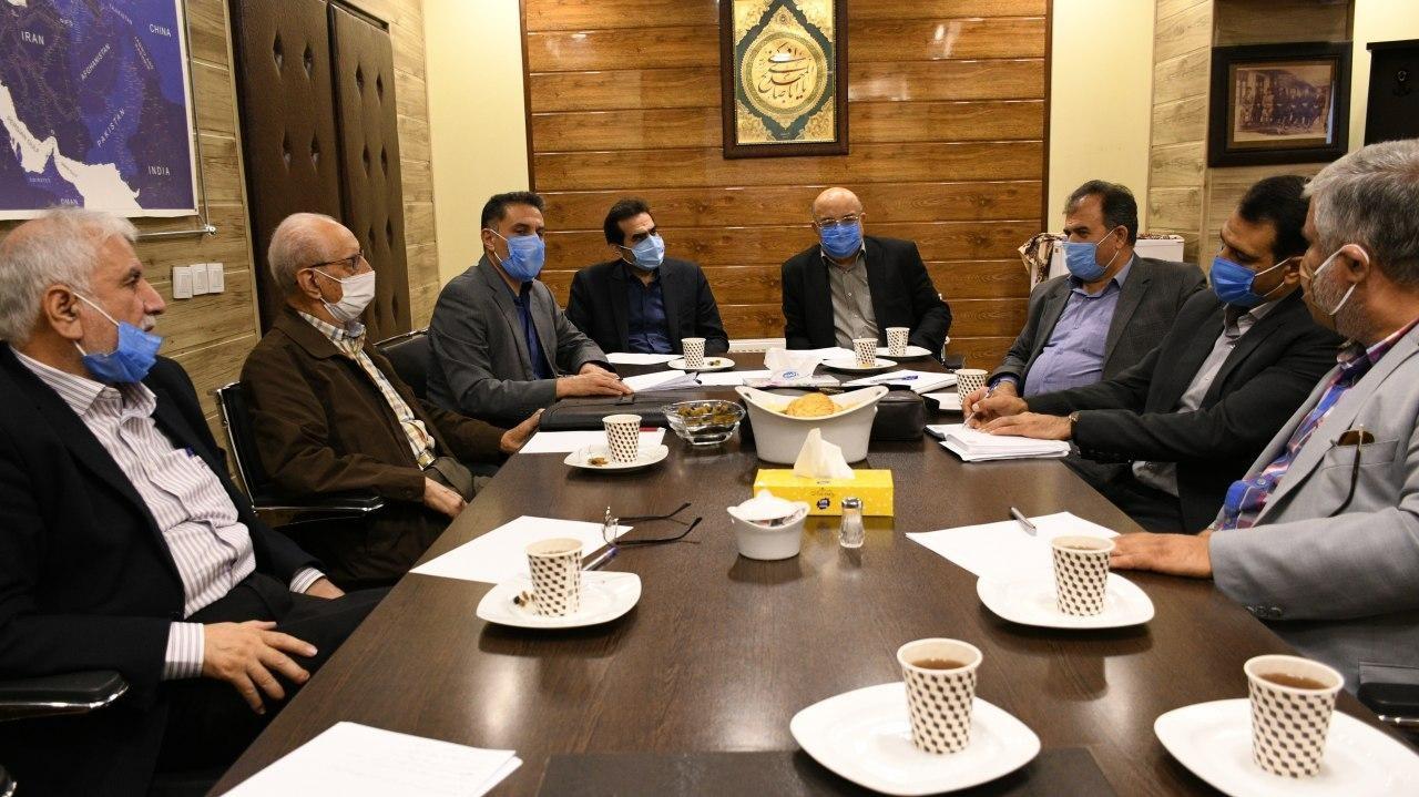 جلسه کارشناسی شورای گفتگوی دولت و بخش خصوصی