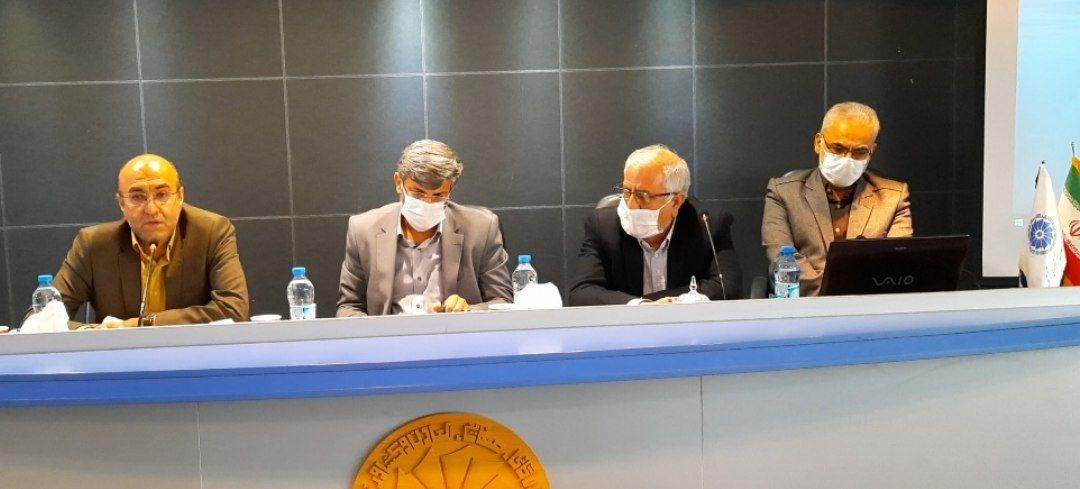 جلسه مشترک نمایندگان شورای حل اختلاف مالیاتی استان گلستان