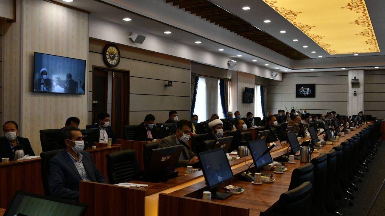 نشست اعضای کمیسیون های حل اختلاف مالیاتی استان گلستان
