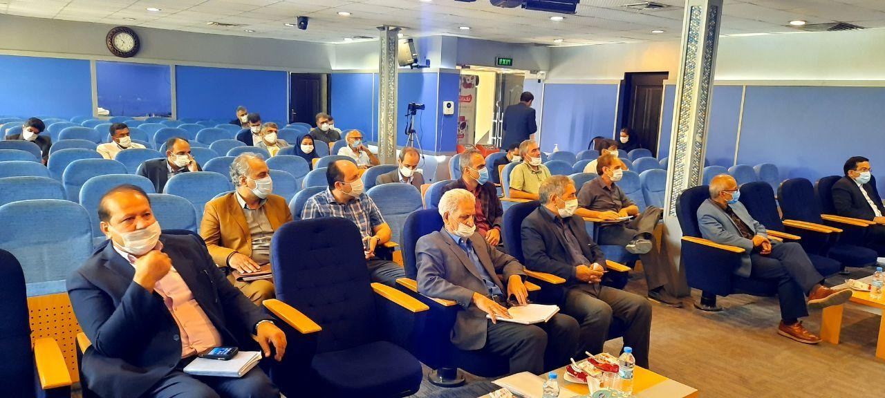 پنجمین جلسه کمیسیون کشاورزی اتاق گرگان