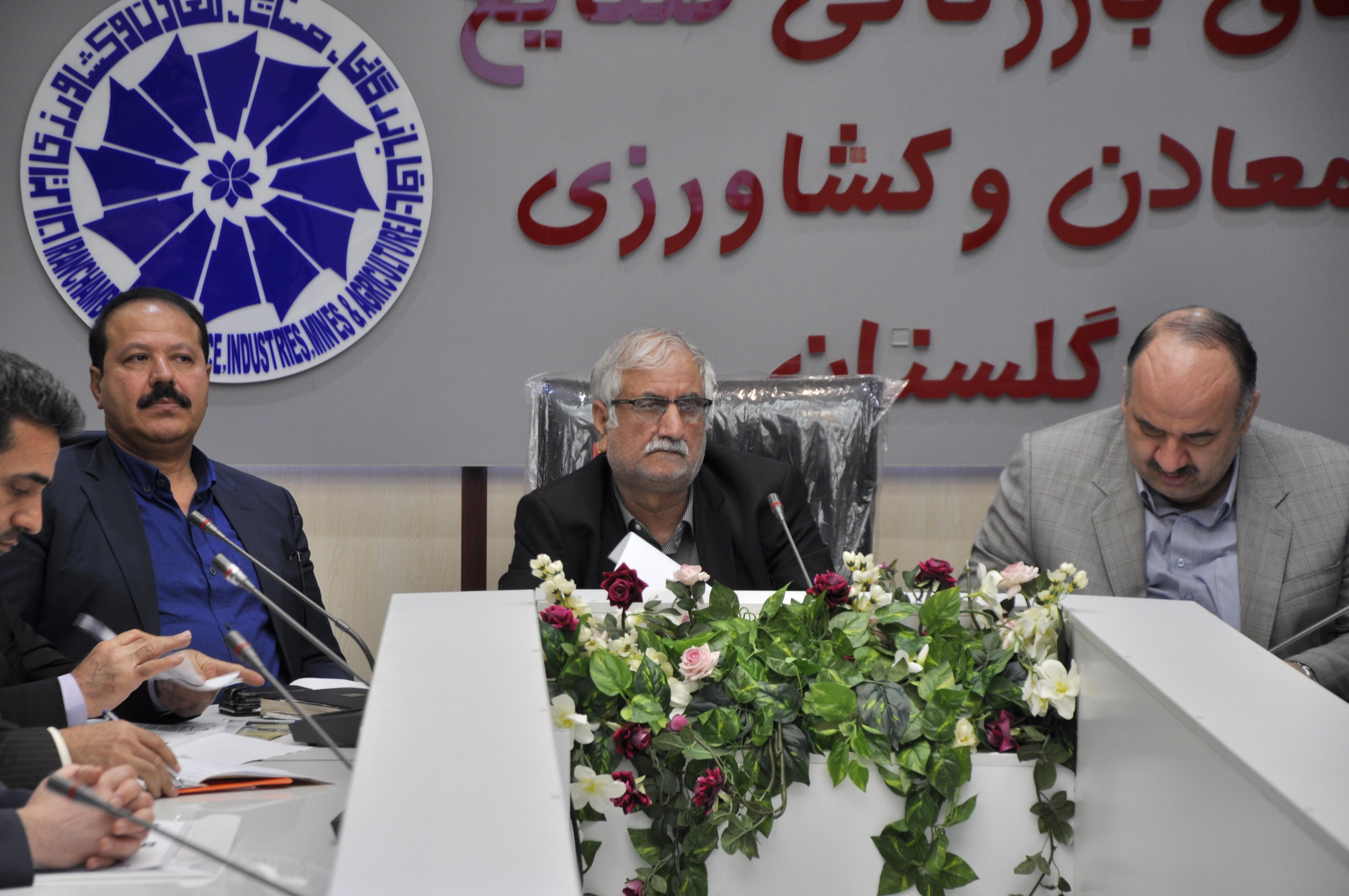 جلسه ستاد اجرایی آموزش و توسعه اشتغال مددجویان استان گلستان