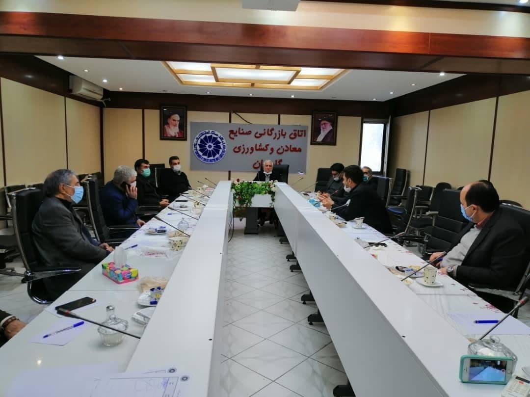 جلسه تخصصی کارشناسی بررسی طرح ها و پروژه های سرمایه گذاری شهرداری مرکز استان