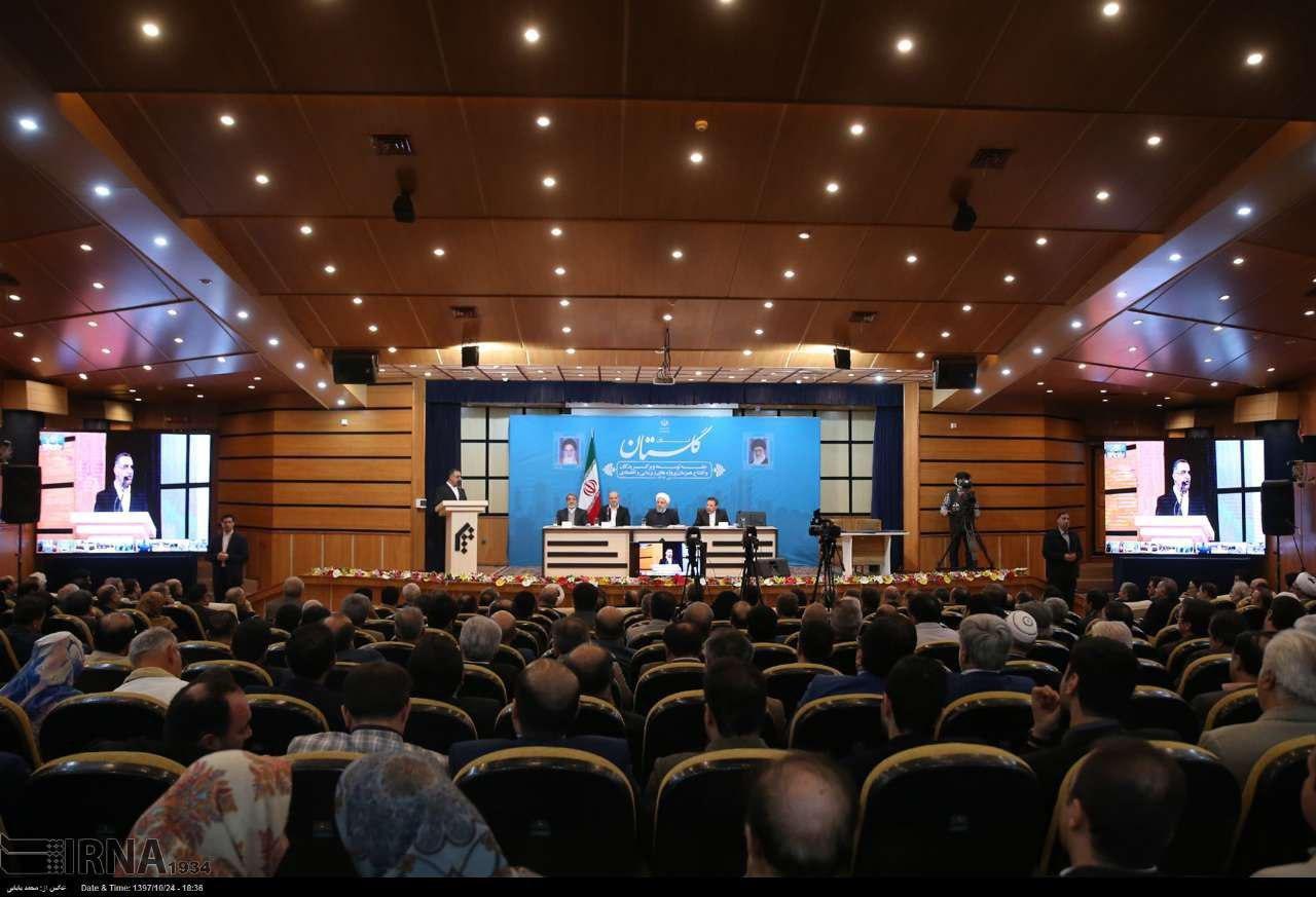 به حل مشکلات آب در استان گلستان توجه شود