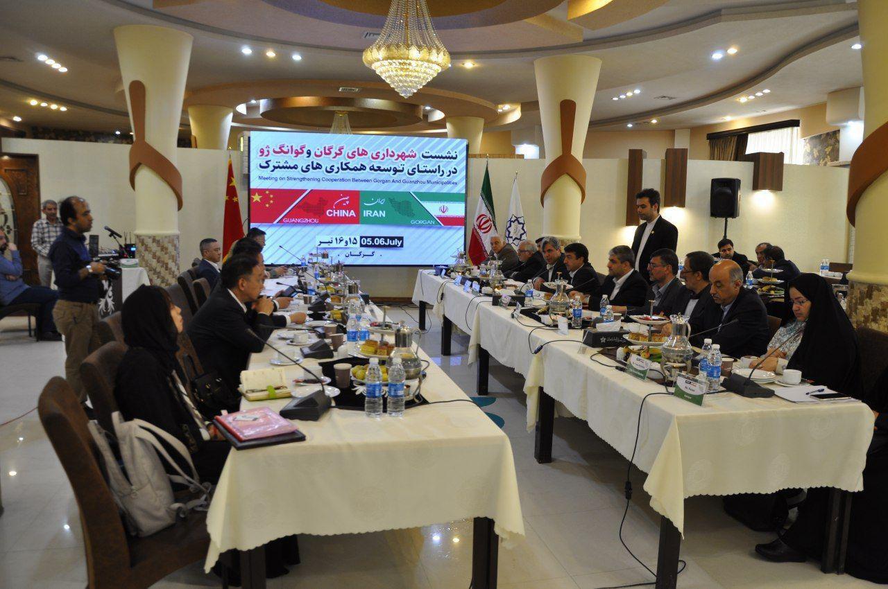 ایجاد شهرک صنعتی با سرمایهگذاری مشترک ایران و چین در گلستان