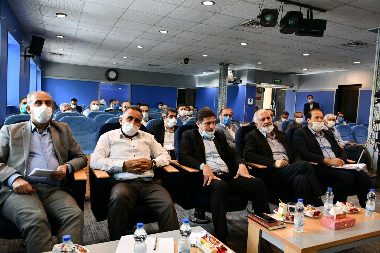 چهارمین جلسه کمیسیون کشاورزی اتاق گرگان