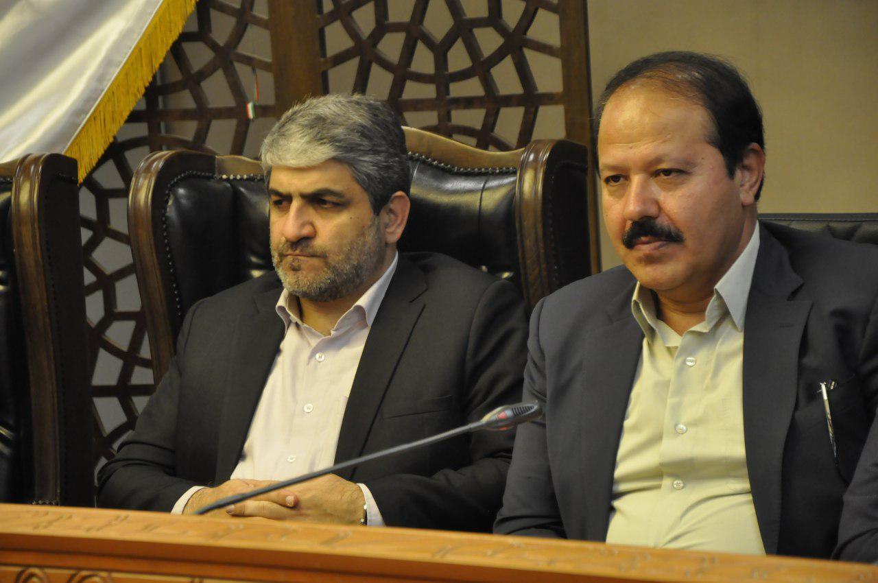 جلسه تجلیل از خیرین و فعالین ازدواج شهرستان گرگان