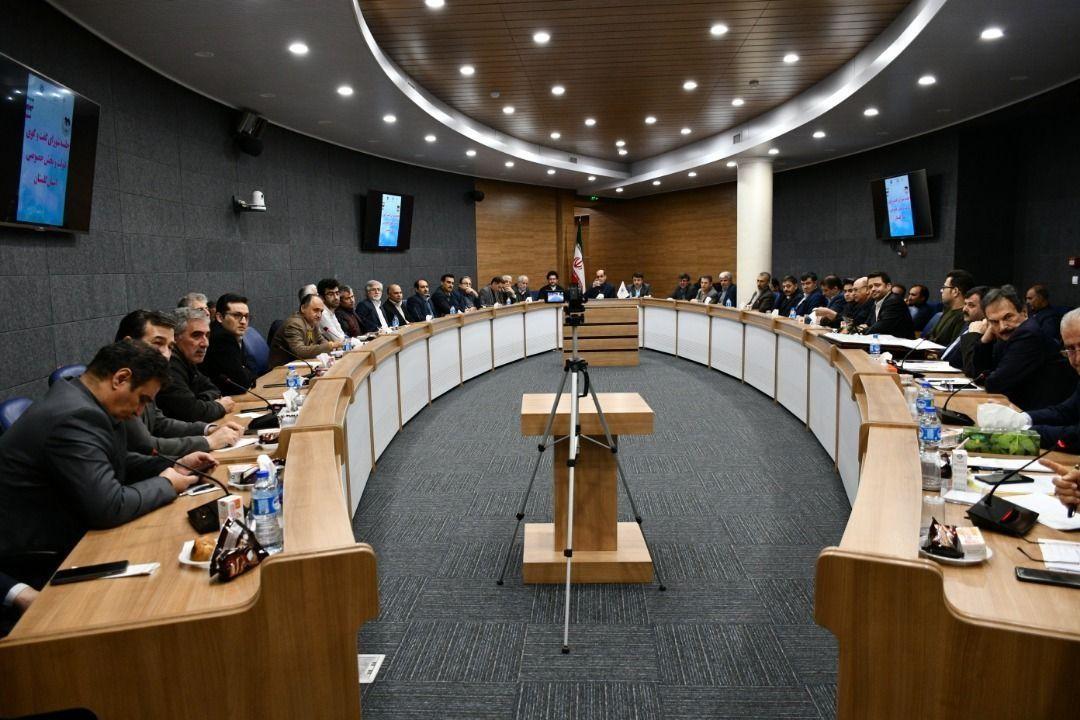 جلسه شورای گفتگوی دولت و بخش خصوصی استان گلستان دی 98