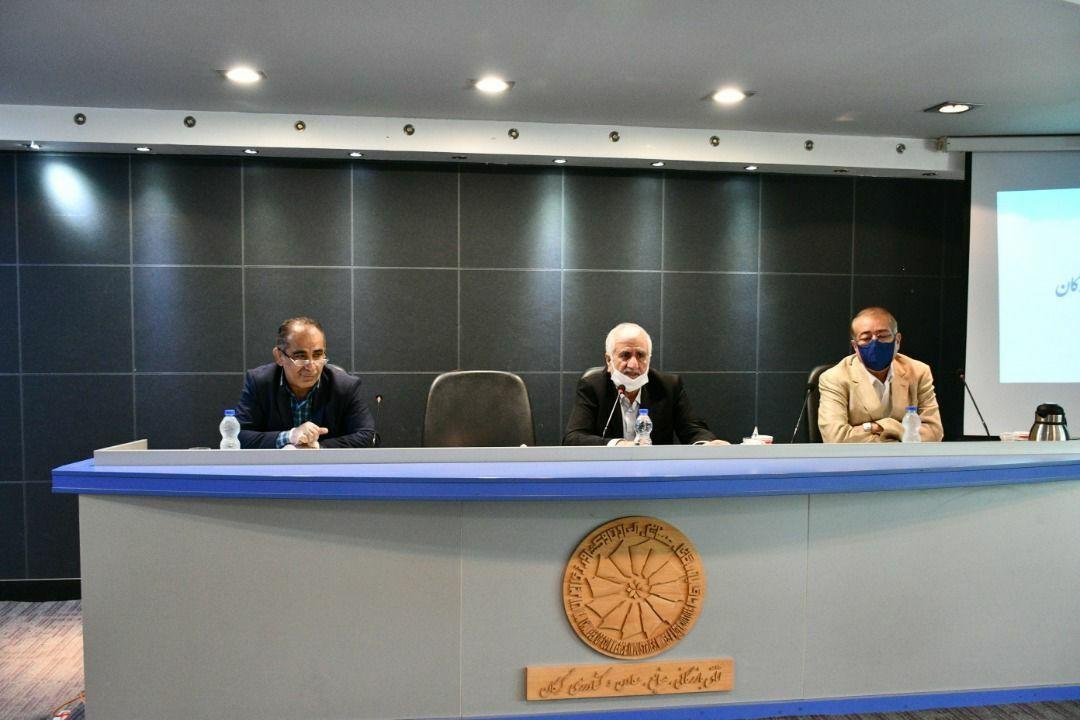 جلسه کمیسیون توسعه صادرات و مدیریت واردات اتاق گرگان با موضوع بررسی موضوع برگشت ارز حاصل از صادرات