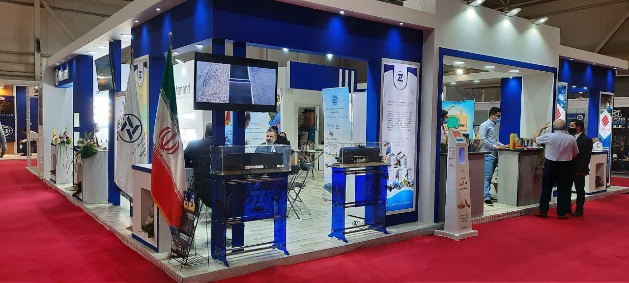 نخستین نمایشگاه اوراسیا در محل نمایشگاه های بین المللی تهران آغاز بکار کرد