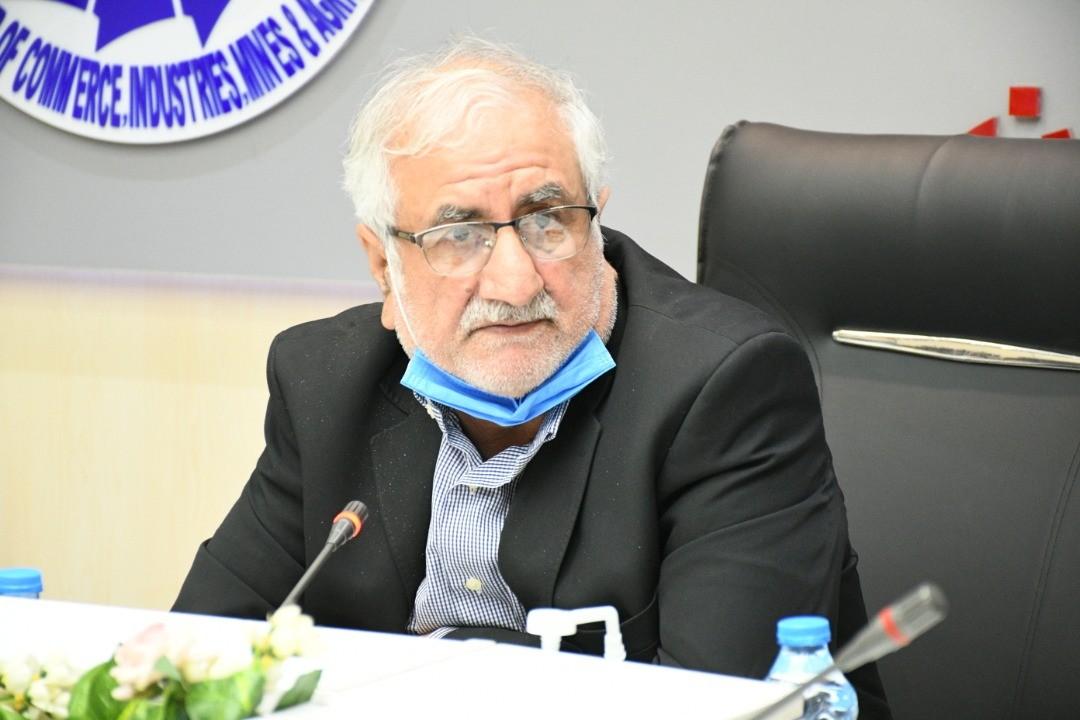 بیست و چهارمین جلسه هیئت نمایندگان اتاق بازرگانی صنایع معادن و کشاورزی گرگان