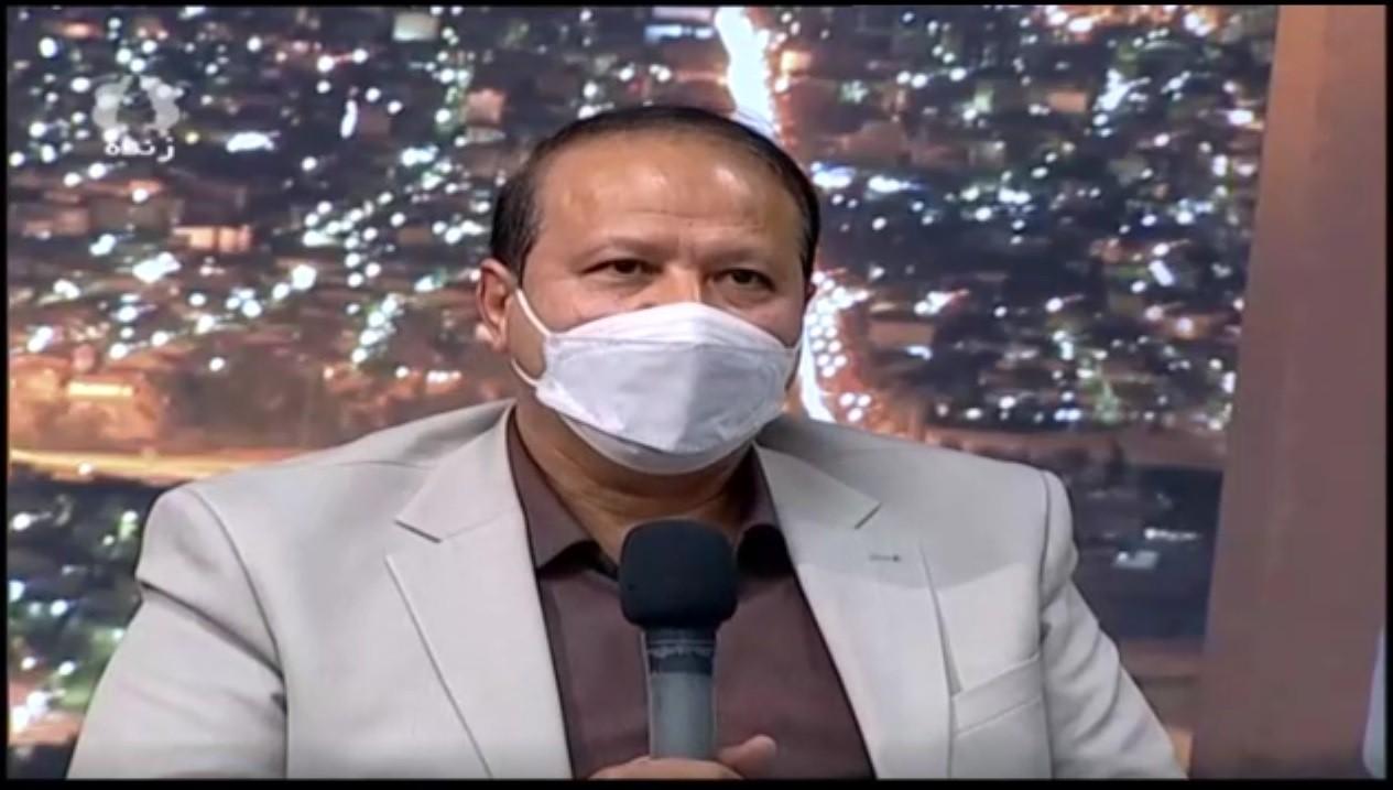 مصاحبه صدا و سیمای مرکز گلستان با یوسفی نایب رئیس اتاق گرگان درخصوص کمک رسانی جهت مقابله با ویروس کرونا